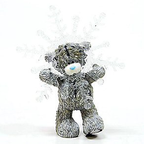 Me to You Snowflake Sparkle Figurine - Product number 3519740