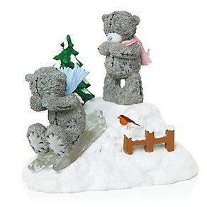Me to You Snow Day Figurine - Product number 3519783