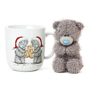 Me To You Festive Mug & Plush Toy - Product number 3520668