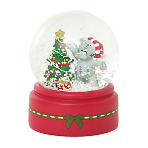 Me To You Festive Snow Globe - Product number 3520714