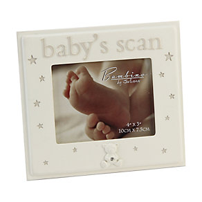 Childhood Memories Baby Scan Photo Frame - Product number 3528405
