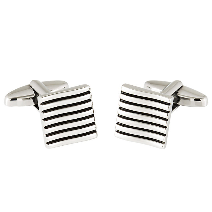 Curved Line Cufflinks - Product number 3528626