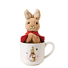 Flopsy Bunny Plush Toy & Mug Set - Product number 3529916