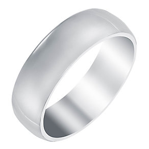 Titanium Polished 7mm Wedding Ring - Product number 3540413