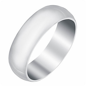 Cobalt 7mm Wedding Ring - Product number 3540936
