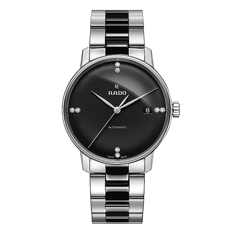 Rado C-Class men's two colour bracelet watch - Product number 3542092
