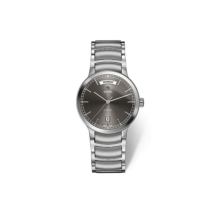 Rado Centrix men's two colour bracelet watch - Product number 3542130