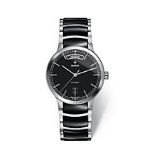 Rado Centrix men's stainless steel & ceramic bracelet watch - Product number 3542149