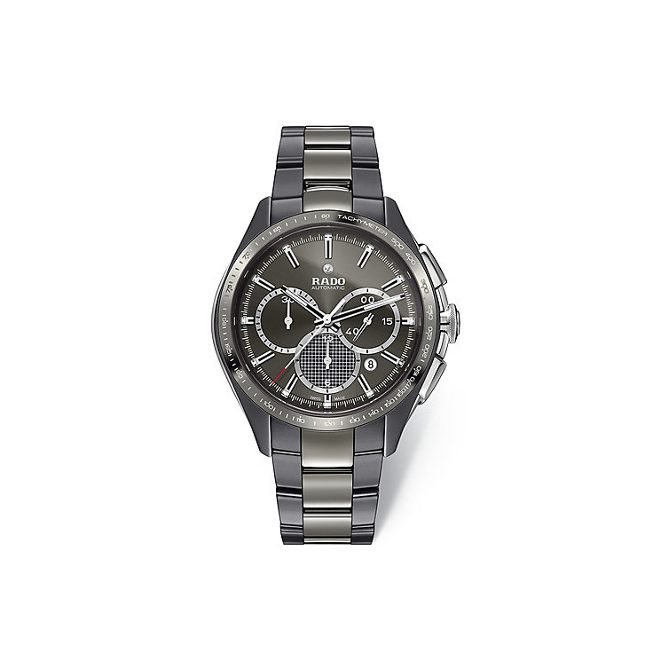 Rado Hyperchrome men's two colour bracelet watch - Product number 3542262
