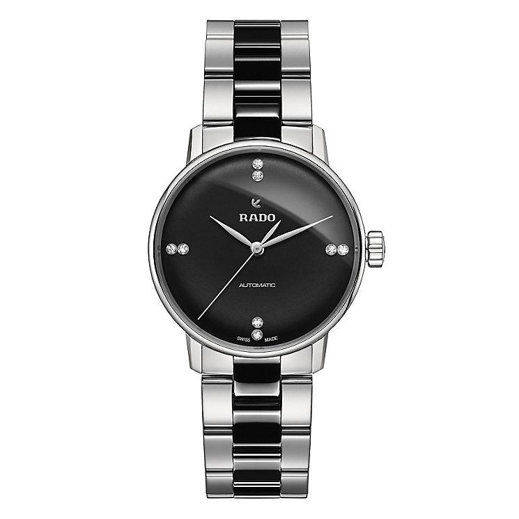 Rado C-Class ladies' two colour bracelet watch - Product number 3542289