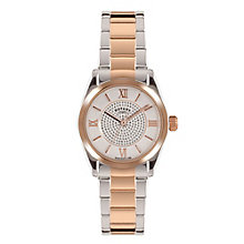 Rotary Ladies' Two Colour Stainless Steel Bracelet Watch - Product number 3542769