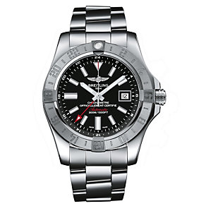 Breitling Avenger II men's stainless steel bracelet watch - Product number 3545946