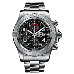 Breitling Super Avenger II men's stainless steel watch - Product number 3545954