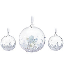 Swarovski Christmas Bauble Set 2015 Limited Edition - Product number 3557340