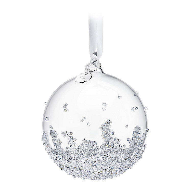 Swarovski Limited Edition Small Christmas Bauble 2015 - Product number 3557383