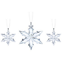 Swarovski 2015 Limited Edition Annual Christmas Star Set - Product number 3557510
