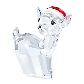 Swarovski Doe With Santa Hat Figurine - Product number 3557693