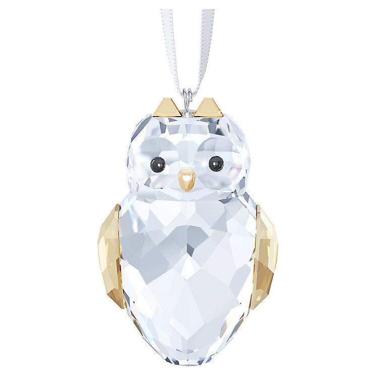 Swarovski Hanging Owl Ornament - Product number 3557820
