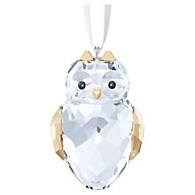 Swarovski Hanging Owl Ornament - Product number 3557820