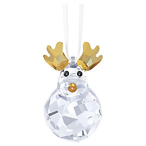 Swarovski Rocking Reindeer Hanging Ornament - Product number 3557839