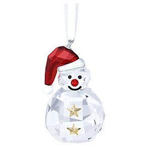Swarovski Rocking Snowman Hanging Ornament - Product number 3557847