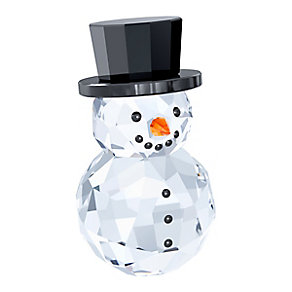Swarovski Snowman With Hat Ornament - Product number 3557855