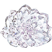 Swarovski Light Pink Dahlia Flower Figurine - Product number 3557944