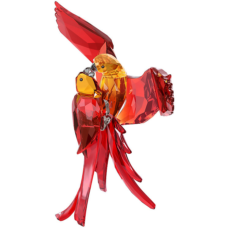 Swarovski Red Parrots Figurine - Product number 3558053