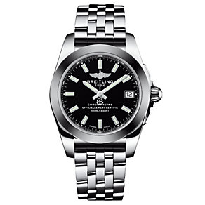 Breitling Galactic 36 ladies' stainless steel bracelet watch - Product number 3558150