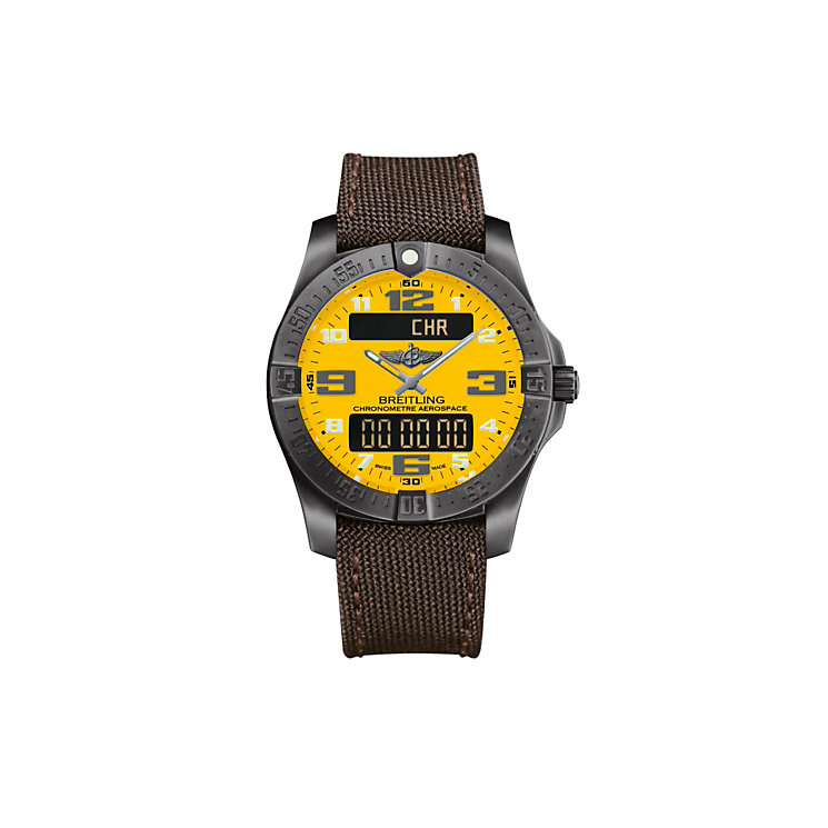 Breitling Aerospace Evo men's titanium bracelet watch - Product number 3558169