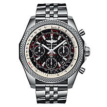 Breitling Bentley B06 S men's stainless steel bracelet watch - Product number 3558177
