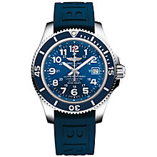 Breitling Superocean II 42 men's stainless steel strap watch - Product number 3558584