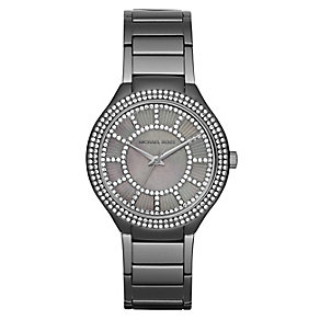 Michael Kors Kerry ladies' stainless steel bracelet watch - Product number 3558657