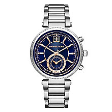 Michael Kors Sawyer Stainless Steel Bracelet Watch - Product number 3558673