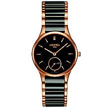 Roamer Ceraline Saphira Ladies' Gold-plated Bracelet Watch - Product number 3564495