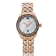 Le Vian ladies' stainless steel 2.14ct diamond watch - Product number 3565726