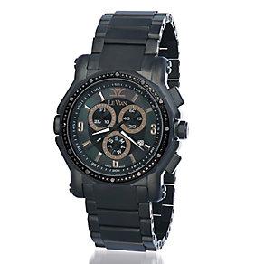 Le Vian ladies' stainless steel 0.94ct diamond watch - Product number 3565793