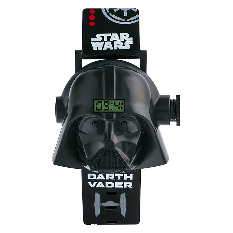 Star Wars Darth Vader Projector Childs Watch - Product number 3566064