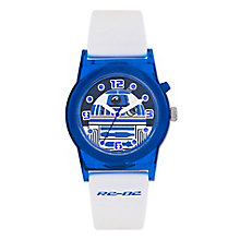 Star Wars R2-D2 White Strap Childs Watch - Product number 3566072