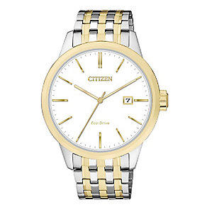 Citizen Gent's Two Tone Watch - Product number 3567621