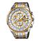 Casio Edifice Men's Two Colour Steel Bracelet Watch - Product number 3567982