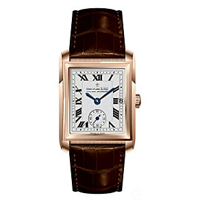 Dreyfuss & Co 1974 Rose Gold Tone Strap Watch - Product number 3569551