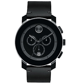 Movado Bold TR90 men's stainless steel chronograph watch - Product number 3573494