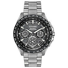 Citizen Satellite Wave Titanium Bracelet Watch - Product number 3576973