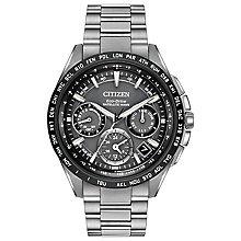 Citizen Satellite Wave Titanium Bracelet Watch - Product number 3576973