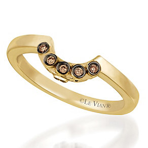 Le Vian 14ct Honey Gold Chocolate Diamond ring - Product number 3583546