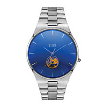 STORM Autoslim Men's Stainless Steel Bracelet Watch - Product number 3584143