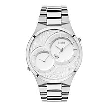 STORM Duodex Men's Stainless Steel Bracelet Watch - Product number 3584232