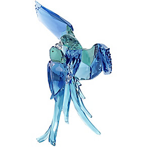Swarovski Blue Parrots Figurine - Product number 3588653