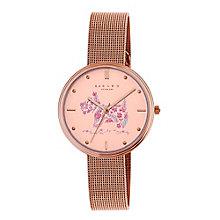 Radley Rosemary Gardens Ladies' Mesh Bracelet Watch - Product number 3589498